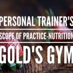 Alabama-Gold's Gym. August 22, 2017 Personal Trainers Seminar
